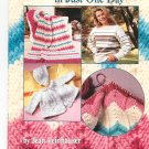 Learn To Knit In Just One Day by Jean Leinhauser Number 1210