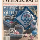 Womens Circle Country Needlecraft April 1989 Patterns & Designs