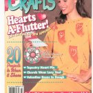 Wearable Crafts Magazine February 1995 20 Projects