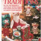 Crafting Traditions Sampler Edition Full Size Patterns