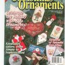 Craftworks Crafting Christmas Ornaments 2003 Holiday Bonus Issue