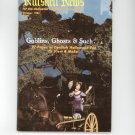 Nutshell News October 1981 Goblins Ghosts Halloween Miniatures