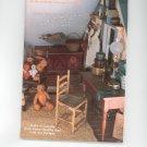 Nutshell News January 1986  How To Miniatures