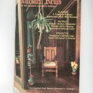 Nutshell News April 1984  How To Miniatures