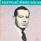 Wonderful World Of Cole Porter Easy Play Piano Solos Vintage Arranged David Carr Glover Chappell