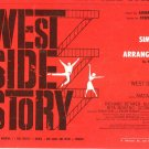 West Side Story Simplified Piano Arrangements by William Stickles 0793520096