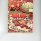 Reynolds Wrap Creative Cooking Cookbook by Eleanor Lynch Vintage