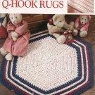 Quick Step Q Hook Rugs Crochet Leisure Arts