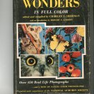 Nature's Wonders In Full Color by Charles L. Sherman National Audubon Society Vintage 1956