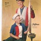 Pauline Denham Yarns Book 12 Vintage Mens and Boys Sweaters