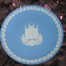 Wedgwood Christmas Collector Plate 1987 Guildhall London With Box