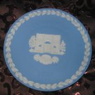 Wedgwood Christmas Collector Plate 1981 Marble Arch With Box