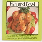McCall's Fish And Fowl Cookbook Volume 3