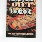 Carbohydrate Diet Cookbook Vintage 1977