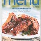 Wegmans Menu Magazine Summer 2007 Issue 25