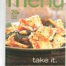 Wegmans Menu Magazine Fall 2007 Issue 26