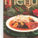 Wegmans Menu Magazine Holiday 2005  Issue 19