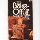 Bake It Easy Bake Off Cook Book Cookbook Pillsbury Bake Off 24 1973