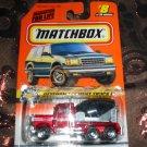 Matchbox Series 2 Peterbilt Cement Truck In Package