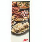 Low Sodium Recipes From French's Cookbook