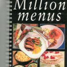 More Than A Million Menus Cookbook Sara Colledge 0785801340