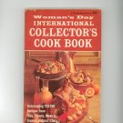 Woman's Day International Collectors Cook Book Cookbook Vintage 1967
