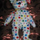 Ty 2K The Bear With Tag Retired Beanie Baby
