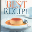 The Best Recipe Cookbook by Editors Cook's Illustrated 0936184388