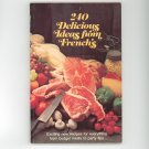 240 Delicious Ideas From Frenchs Cookbook With Spice Chart