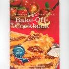 Pillsbury 14th Grand National Bake Off Cookbook Vintage