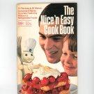 Pillsbury's Nice 'n Easy Cook Book Cookbook Vintage
