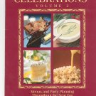 Seasonal Celebrations Volume 2 Cookbook by American Dairy Assoc.