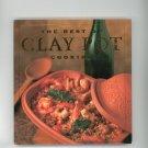 The Best Of Clay Pot Cooking Cookbook Dana Jacobi 0002250519