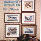 Classic WW Two Warbirds In Skyscapes Puckerbrush PB 33 Stitch