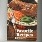 Family Circle Favorite Recipes Cookbook 0918668034