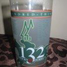 Kentucky Derby 132 Souvenir Glass 2006 Churchill Downs