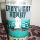 Kentucky Derby Souvenir Glass 1983 Churchill Downs