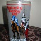 Kentucky Derby 114 Souvenir Glass 1988 Churchill Downs