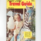 Vintage Finger Lakes Travel Guide 1966 Edition New York