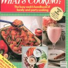 Whats Cooking Cookbook Issue 1 14383 Marshall Cavendish Publication