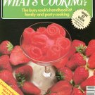 Whats Cooking Cookbook Issue 6 14383 Marshall Cavendish Publication