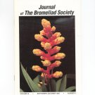 Journal of The Bromeliad Society September October 1992  Volume 42 Number 5