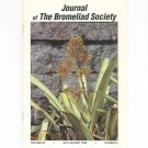 Journal of The Bromeliad Society July August 1992  Volume 42 Number 4