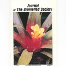 Journal of The Bromeliad Society November December 1991  Volume 41 Number 6