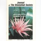 Journal of The Bromeliad Society March April 1991  Volume 41 Number 2