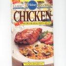 Pillsbury Classic Cookbook Chicken August 1992 138