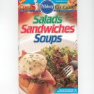 Pillsbury Classic Cookbook Salads Sandwiches Soups April 1995 170