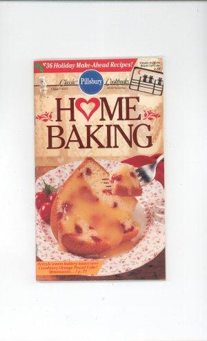 Pillsbury Classic Cookbook Home Baking November 1990 117