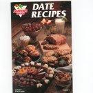 Date Recipes Cookbook Amport Foods