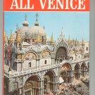 All Venice In 140 Kodak Color Photographs Eugenio Pucci  Vintage 1975